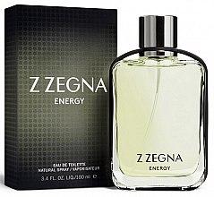 Düfte, Parfümerie und Kosmetik Ermenegildo Zegna Z Zegna Energy - Eau de Toilette