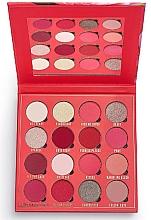 Lidschattenpalette mit 16 Farben - Makeup Obsession Kisses Eyeshadow Palette — Bild N1
