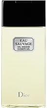 Düfte, Parfümerie und Kosmetik Dior Eau Sauvage - Duschgel