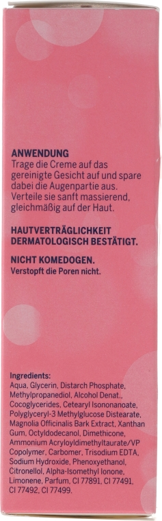 5in1 Multifunktionale BB Tagespflege mit Magnolien-Extrakt - Nivea Glow Beauty BB 5-in-1 — Bild N3