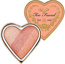 Düfte, Parfümerie und Kosmetik Gesichtsrouge - Too Faced Sweethearts Perfect Flush Blush