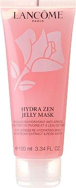 Intensiv feuchtigkeitsspendende Anti-Stress Gesichtsmaske - Lancome Hydra Zen Jelly Mask — Bild N2