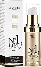 Düfte, Parfümerie und Kosmetik Augenkonturcreme - Di Angelo No.1 Lift Eye Cream
