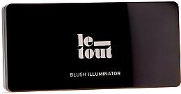 Düfte, Parfümerie und Kosmetik Make-up Palette - Le Tout Blush Illuminator