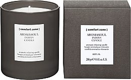 Düfte, Parfümerie und Kosmetik Duftkerze Indian - Comfort Zone Aromasoul Indian Candle