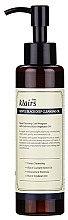 Düfte, Parfümerie und Kosmetik Tiefenreinigungsöl mit Pflanzenextrakten - Klairs Gentle Black Deep Cleansing Oil