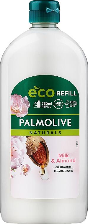 """Flüssigseife """"Milch und Mandel"""" - Palmolive Naturel  — Bild N1"""