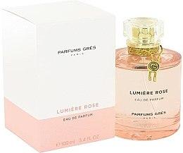 Düfte, Parfümerie und Kosmetik Gres Lumiere Rose - Eau de Parfum