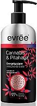 Düfte, Parfümerie und Kosmetik Schützende und feuchtigkeitsspendende Körperlotion - Evree Cannabis & Pitahaja Energy Body Milk
