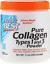 Düfte, Parfümerie und Kosmetik Kollagen Typ 1 und 3 (in Pulverform) - Doctor's Best Best Collagen Types 1 & 3 Powder
