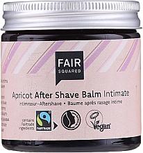 Düfte, Parfümerie und Kosmetik After Shave Balsam für den Intimbereich mit Aprikosenöl - Fair Squared Apricot After Shave Balm Intimate