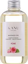Düfte, Parfümerie und Kosmetik Massageöl Rose - Kanu Nature Rose Massage Oil