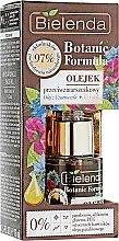 Düfte, Parfümerie und Kosmetik Anti-Aging Gesichtsöl - Bielenda Botanic Formula Black Seed Oil Cistus Anti-Wrinkle Face Oil