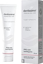 Düfte, Parfümerie und Kosmetik Zahnpasta zum Schutz für Zähne und Zahnfleisch - Dentissimo Pro-Care Teeth&Gums