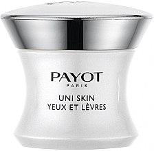 Düfte, Parfümerie und Kosmetik Augen- und Lippenbalsam - Payot Uni Skin Yeux et Levres