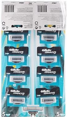 Rasierer 10 St. - Gillette Mach 3 — Bild N1