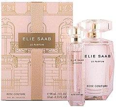 Düfte, Parfümerie und Kosmetik Elie Saab Le Parfum Rose Couture - Duftset (Eau de Toilette 90ml + Eau de Toilette (mini) 10ml)