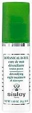 Düfte, Parfümerie und Kosmetik Entgiftende Nachtemulsion - Sisley Botanical D-TOX