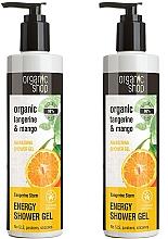 Düfte, Parfümerie und Kosmetik Körperpflegeset - Organic Shop (Duschgel 2x280ml)