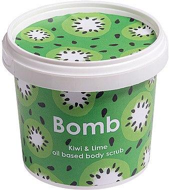 Körperpeeling Kiwi & Lime - Bomb Cosmetics Kiwi & Lime Body Scrub — Bild N1