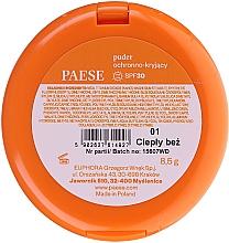 Kompaktpuder für das Gesicht SPF 30 - Paese Powder SPF30 — Bild N2