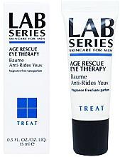 Düfte, Parfümerie und Kosmetik Augenkonturcreme - Lab Series Age Rescue + Eye Therapy