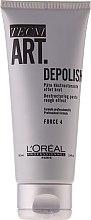 Düfte, Parfümerie und Kosmetik Destrukturierende Haarpaste mit starkem Halt - L'Oreal Professionnel Tecni.Art Depolish Forte 4