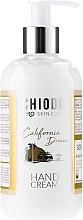 Düfte, Parfümerie und Kosmetik Handcreme - Chiodo Pro California Dream Hand Cream
