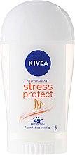 Düfte, Parfümerie und Kosmetik Deostick Antitranspirant - Nivea Stress Protect Deo Stick
