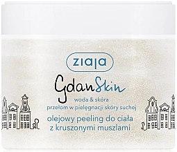 Düfte, Parfümerie und Kosmetik Öl-Peeling für den Körper mit zerkleinerten Muscheln - Ziaja GdanSkin