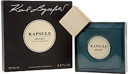 Düfte, Parfümerie und Kosmetik Karl Lagerfeld Kapsule Woody - Eau de Toilette