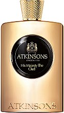 Atkinsons His Majesty The Oud - Eau de Parfum — Bild N2