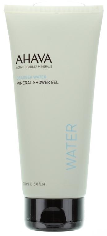 Mineralisches Duschgel mit Aloe Vera-Extrakt und Granatapfel- und Kirschblüten-Duft - Ahava Mineral Shower Gel — Bild N2