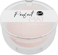 Düfte, Parfümerie und Kosmetik Mattierender Gesichtspuder - Bell Perfect Mat Powder