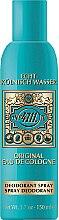 Düfte, Parfümerie und Kosmetik Maurer & Wirtz 4711 Original Eau de Cologne - Deospray