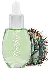 Düfte, Parfümerie und Kosmetik Nagelhautöl Kaktus mit Pipette - NeoNail Professional Cuticle Oil