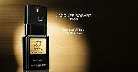 Bogart One Man Show Gold Edition - Eau de Toilette — Bild N2