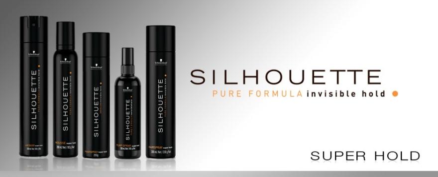 Haargel Extra starker Halt - Schwarzkopf Professional Silhouette Super Hold Gel — Bild N3