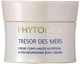 Pflegende Körpercreme - Phytomer Tresor des Mers Ultra-Nourishing Body Cream — Bild N2
