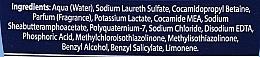 Feuchtigkeitsspendendes Duschgel mit Sheabutter - Paglieri Felce Azzurra Benessere Shower Gel — Bild N3