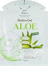 Düfte, Parfümerie und Kosmetik Feuchtigkeitsspendende und beruhigende Hydrogel-Tuchmaske mit Aloe Vera - Esfolio Hydro-Gel Aloe Mask