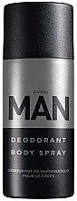 Düfte, Parfümerie und Kosmetik Avon Man - Deospray
