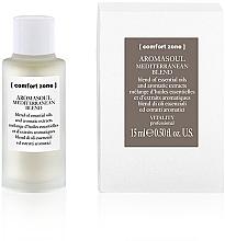Düfte, Parfümerie und Kosmetik Mediterrane ätherische Ölmischung für den Körper - Comfort Zone Aromasoul Mediterranean Blend