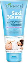 Düfte, Parfümerie und Kosmetik Feuchtigkeitsspendende Körperlotion für Schwangere - Bielenda Sexi Mama Moisturizing Body Lotion