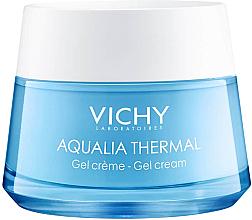 Düfte, Parfümerie und Kosmetik Hydratisierende Gelcreme mit Zucker und Hyualuronsäure - Vichy Aqualia Thermal Rehydrating Water Gel