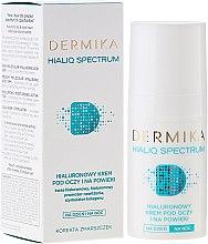 Düfte, Parfümerie und Kosmetik Augencreme mit Hyaluronsäure - Dermika Hialiq Spectrum Eye Cream