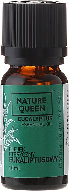 "Ätherisches Öl ""Eukalyptus"" - Nature Queen Essential Oil Eucalyptus — Bild N1"