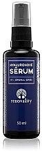 Düfte, Parfümerie und Kosmetik Gesichtsserum mit Hyaluronsäure für alle Hauttypen - Renovality Original Series Hyaluron Serum