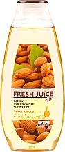 Düfte, Parfümerie und Kosmetik Duschöl mit süßen Mandeln - Fresh Juice Shower Oil Sweet Almond