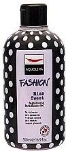 Duschgel - Aquolina Fashion Bath Shower Gel Miss Sweet — Bild N1